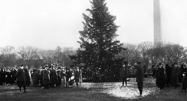 The National Christmas Tree 1923