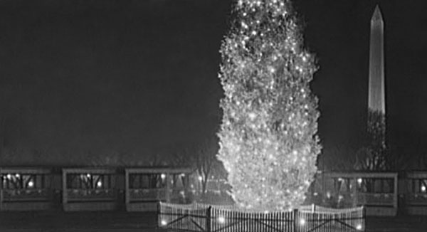 The National Christmas Tree 1940