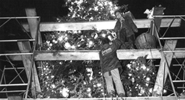 National Christmas Tree 1954