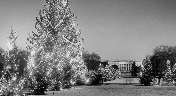 National Christmas Tree 1963