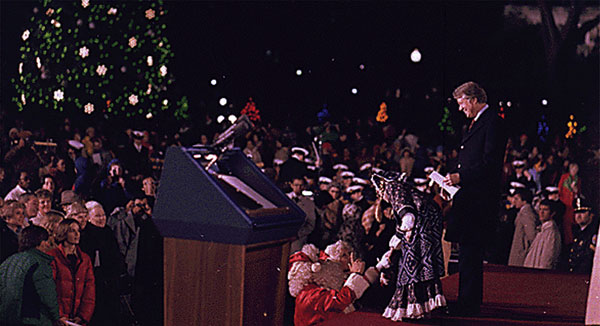 National Christmas Tree 1978