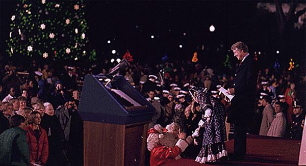 National Christmas Tree 1978